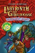 Cover-Bild zu Labyrinth der Geheimnisse 2: Das Gruselkabinett der Gräfin (eBook) von Bornstädt, Matthias