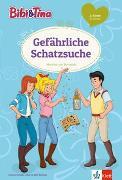 Cover-Bild zu Gefährliche Schatzsuche von Bornstädt, Matthias von