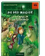 Cover-Bild zu Die drei Magier - Geheimnis im Geisterwald von von Bornstädt, Matthias