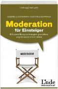 Cover-Bild zu Moderation für Einsteiger von Cerwinka, Gabriele