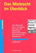 Cover-Bild zu Das Mietrecht im Ueberblick von Brunner, Matthias