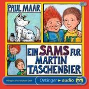 Cover-Bild zu Ein Sams für Martin Taschenbier. 2 CDs von Maar, Paul
