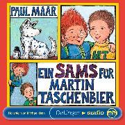 Cover-Bild zu Ein Sams für Martin Taschenbier (Audio Download) von Maar, Paul