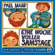 Cover-Bild zu Eine Woche voller Samstage (Audio Download) von Maar, Paul