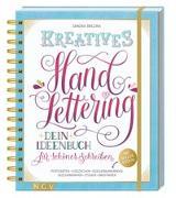 Cover-Bild zu Kreatives Handlettering von Brezina, Sandra