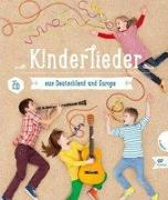 Cover-Bild zu Kinderlieder aus Deutschland und Europa von James, Mirjam (Hrsg.)