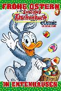 Cover-Bild zu Lustiges Taschenbuch Sonderausgabe Ostern 04 (eBook) von Disney, Walt