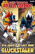 Cover-Bild zu Lustiges Taschenbuch Enten-Edition Band 68. Die Jagd nach dem Glückstaler von Disney, Walt