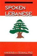 Cover-Bild zu Spoken Lebanese von Feghali, Maksoud