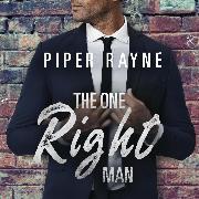 Cover-Bild zu The One Right Man (Audio Download) von Rayne, Piper