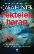Cover-Bild zu Féktelen harag (eBook) von Hunter, Cara