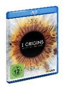 Cover-Bild zu I Origins - Im Auge des Ursprungs von Cahill, Mike