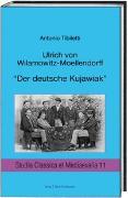 Cover-Bild zu Ulrich von Wilamowitz-Moellendorf (italienische Ausgabe) von Tibiletti, Antonio (Übers.)