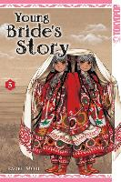 Cover-Bild zu Mori, Kaoru: Young Bride's Story 05