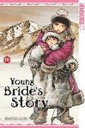 Cover-Bild zu Mori, Kaoru: Young Bride's Story 10