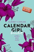 Cover-Bild zu Calendar Girl - Berührt (eBook) von Carlan, Audrey