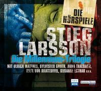Cover-Bild zu Die Millennium-Hörspiel-Trilogie von Larsson, Stieg