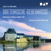Cover-Bild zu Bretonische Geheimnisse. Kommissar Dupins siebter Fall von Bannalec, Jean-Luc