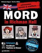 Cover-Bild zu Mord in Richman Hall von Küpper, Michaela