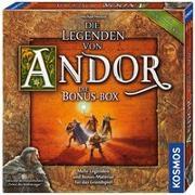 Cover-Bild zu Die Legenden von Andor - Die Bonus-Box von Menzel, Michael