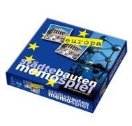 Cover-Bild zu StädteBautenMemoSpiel Europa - StädteBautenMemoSpiel von Verlagshaus Braun