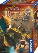 Cover-Bild zu Die Befreiung der Rietburg - Ein Spiel in der Welt von Andor