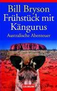 Cover-Bild zu Frühstück mit Kängurus von Bryson, Bill