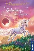 Cover-Bild zu Sternenschweif, 57, Geheimnis der Sonne von Chapman, Linda
