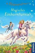 Cover-Bild zu Sternenschweif, 53, Magisches Einhornturnier (eBook) von Chapman, Linda