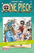 Cover-Bild zu One Piece, Band 75 von Oda, Eiichiro