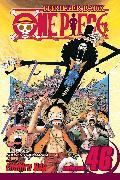 Cover-Bild zu One Piece, Volume 46: Water Seven, Part 15 & Thriller Bark, Part 1 von Oda, Eiichiro