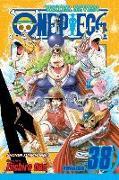 Cover-Bild zu One Piece, Vol. 38 von Oda, Eiichiro