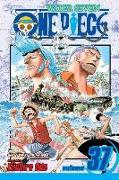 Cover-Bild zu One Piece, Vol. 37 von Oda, Eiichiro