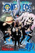 Cover-Bild zu One Piece, Vol. 42 von Oda, Eiichiro