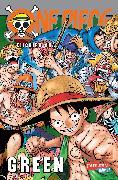 Cover-Bild zu One Piece: Green von Oda, Eiichiro