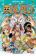Cover-Bild zu One Piece, Band 72 von Oda, Eiichiro