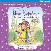Cover-Bild zu Die kleine Eulenhexe (1). Willkommen im Zauberwald (Audio Download) von Alves, Katja