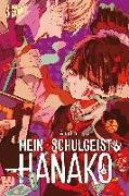 Cover-Bild zu Aidairo: Mein Schulgeist Hanako 3