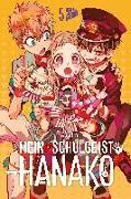 Cover-Bild zu Aidairo: Mein Schulgeist Hanako 5
