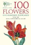 Cover-Bild zu 100 Flowers from the RHS von Royal Horticultural Society