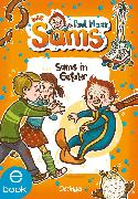 Cover-Bild zu Sams in Gefahr (eBook) von Maar, Paul