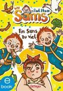 Cover-Bild zu Ein Sams zu viel (eBook) von Maar, Paul