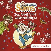 Cover-Bild zu Das Sams feiert Weihnachten (Audio Download) von Maar, Paul