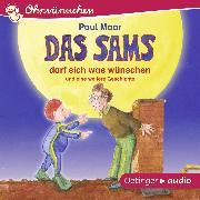 Cover-Bild zu Ohrwürmchen - Das Sams darf sich was wünschen (Audio Download) von Maar, Paul