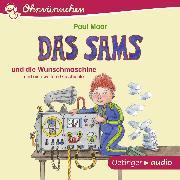 Cover-Bild zu Das Sams und die Wunschmaschine und eine weitere Geschichte (Audio Download) von Maar, Paul