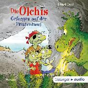 Cover-Bild zu Die Olchis. Gefangen auf der Pirateninsel (Audio Download) von Maar, Paul