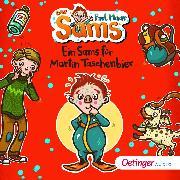 Cover-Bild zu Ein Sams für Martin Taschenbier (NA) (Audio Download) von Maar, Paul