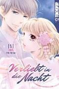 Cover-Bild zu Nanao, Mio: Verliebt in die Nacht 01