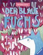 Cover-Bild zu Der blaue Fuchs von Benz, Karolina