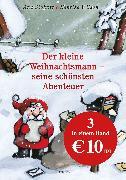 Cover-Bild zu Der kleine Weihnachtsmann - seine schönsten Abenteuer von Stohner, Anu